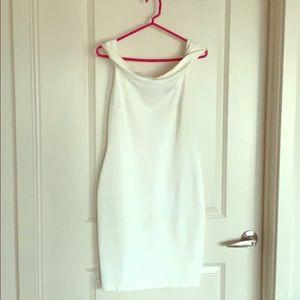 """White """"Jackie O"""" dress 👗"""